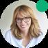 Das Kontakt Icon von Astrid Hufschmidt Assistentin der Geschäftsleitung.