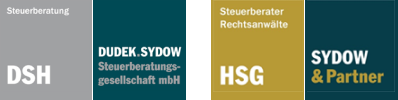 Das Logo der Steuerberatungskanzlei Dudek Sydow